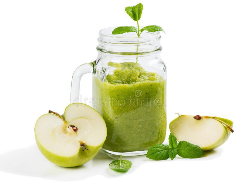 Groene appel puree 1 kg