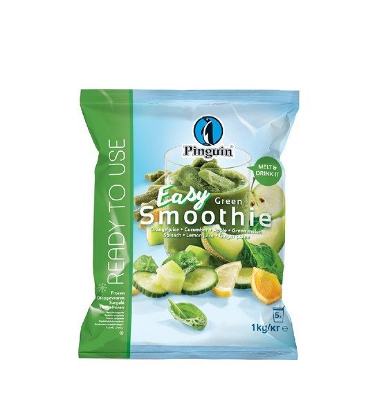 Smoothy groen 1 kg