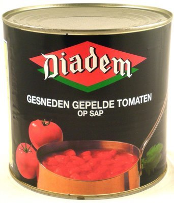 Gehakte tomaten 3L diadem