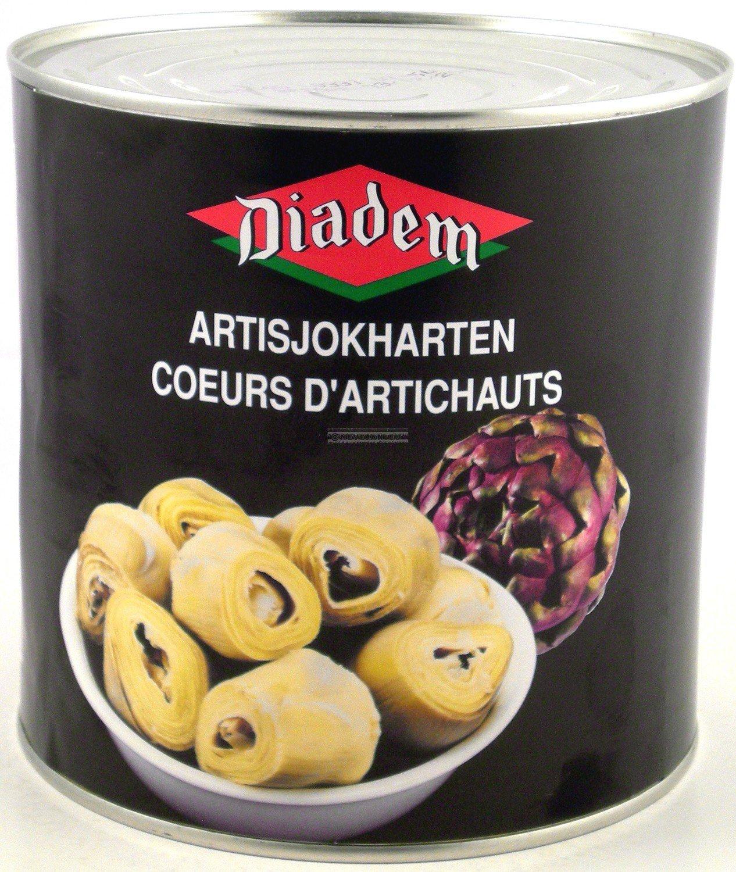 Artisjokharten 3 l diadem
