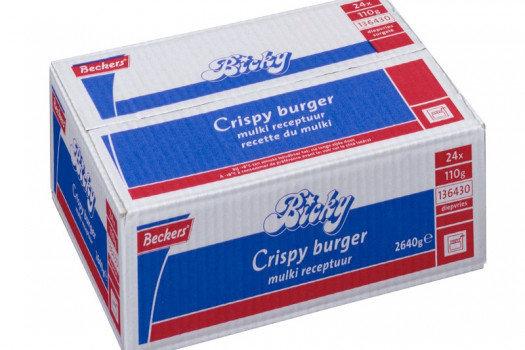 Bicky Crispy Burger 24 st