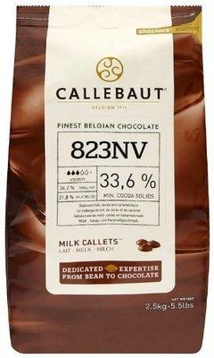 Callets melk 823  2.5 kg