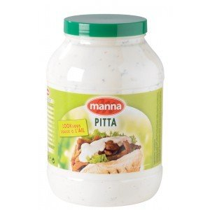 Pitta looksaus 2.85 kg pet manna