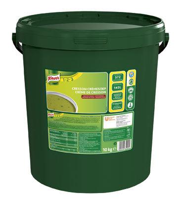 Cressonsoep 10kg Knorr