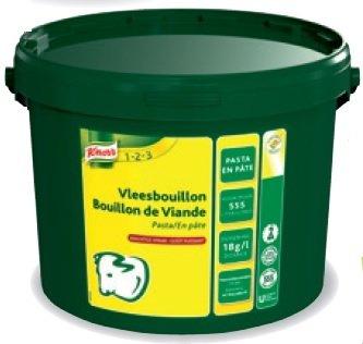 Vleesbouillon pasta 10kg Knorr