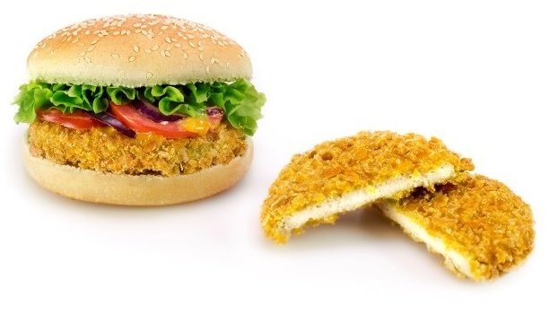 Kipburger krokant 24x85g VR