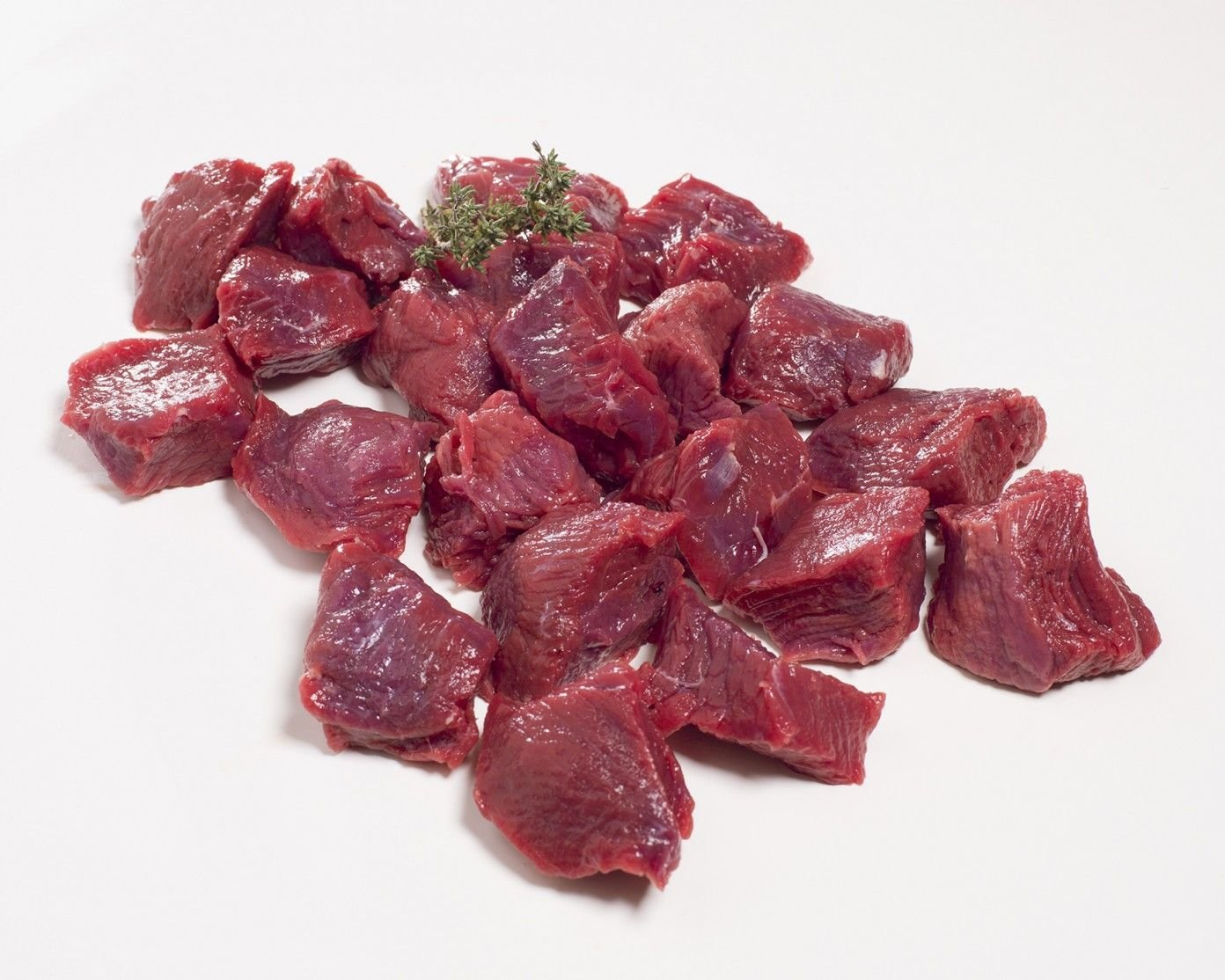 Ree edelgoulash +-2,5kg (prijs per kg)