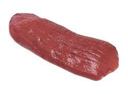 Hertenkalf rugfilet +-2.5kg (prijs per kg)