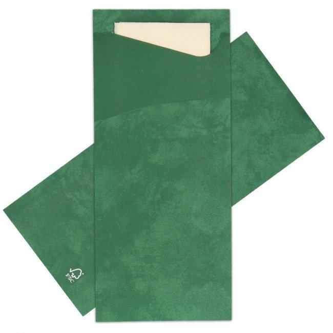 Sacchetto donker groen 100 st