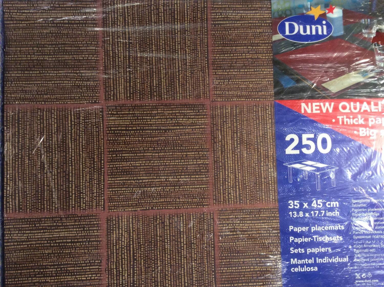 Duni tableau naturel flair big 35 x 45 250st
