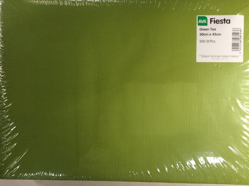 Tableau green tea 43 x 30 500st