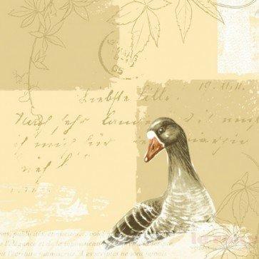 Dunilin servetten goose 40 x 40cm 50st