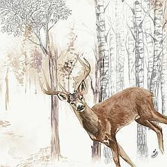 Dunilin servetten jagdsaison 40 x 40st 50st
