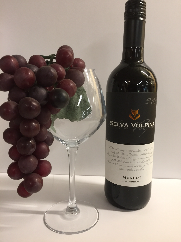 Selva Volpina merlot rood 75cl