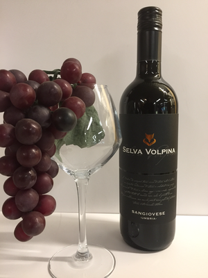 Selva Volpina Sangiovese rood 75cl