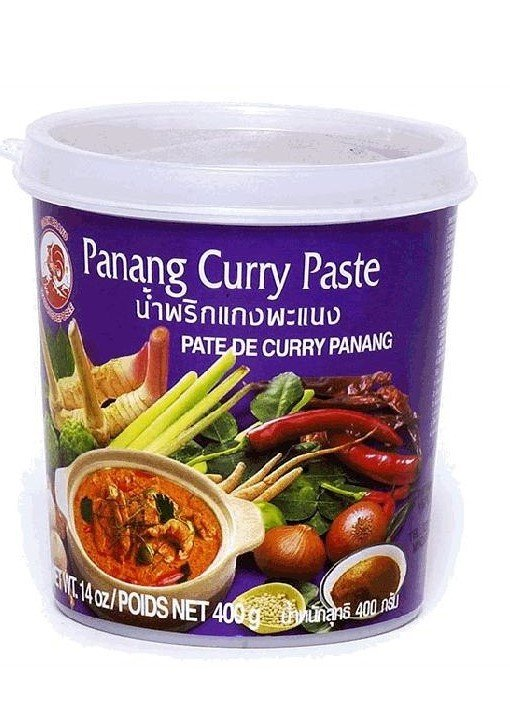 Panang rode thaise curry pasta 400gr