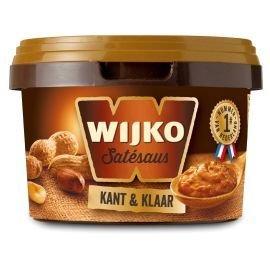 Sate saus Wijko goud 2,5kg kant&klaar