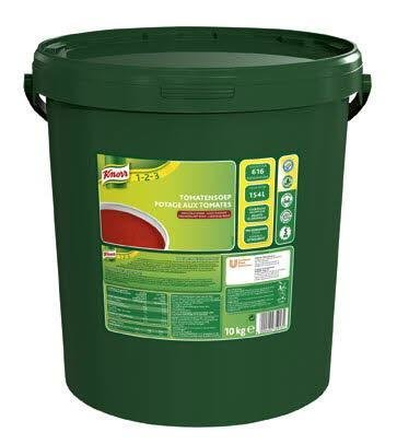 Tomatensoep 10kg Knorr