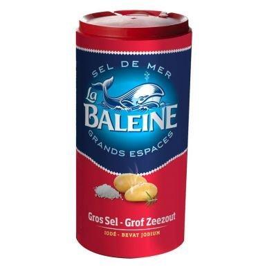 Zeezout grof Baleine 500g