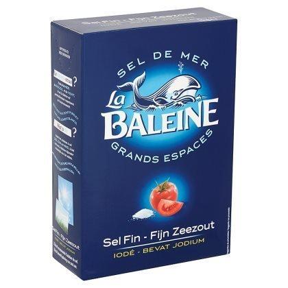 Zeezout fijn Baleine 1 kg
