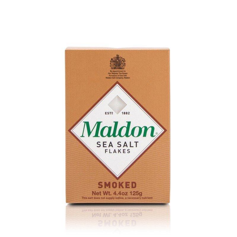 Maldon smoked zeezout 125 gr