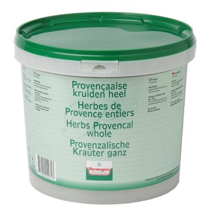Provençaalse kruiden heel verstegen 1,5 kg emmer