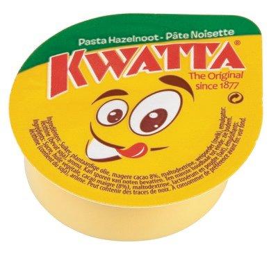 Chocoportie Hazelnoot Kwatta 125st