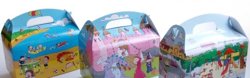Super KID BOX 48 st
