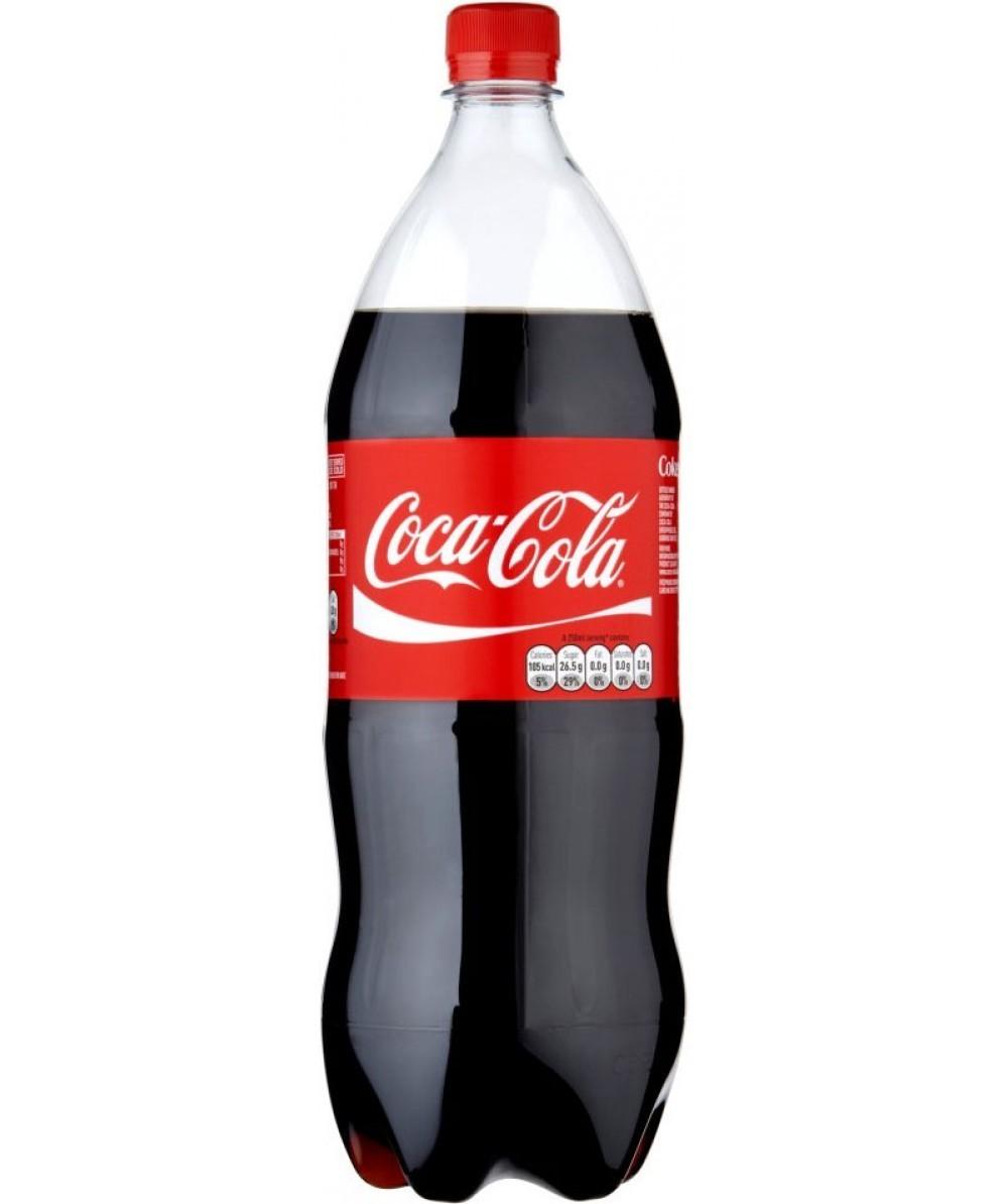 Coca cola 6 x 1,5 L