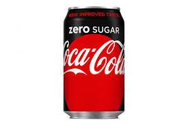 Coca-Cola Zero 24 x 33 cl