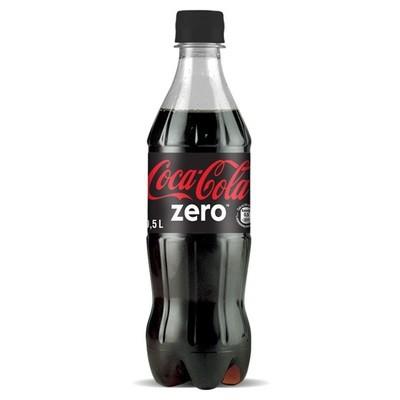 Coca-Cola Zero pet 24 x 50 cl