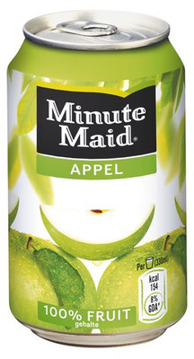 Minute maid appel 24 x 33cl