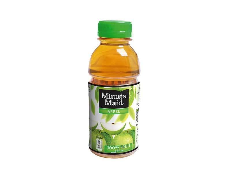 Minute maid pet appel 24 x 33cl