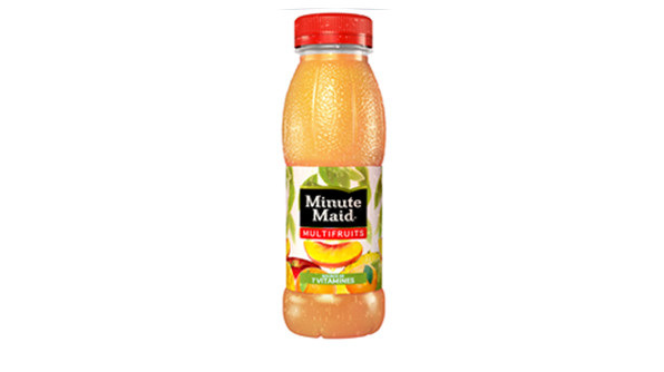 Minute maid multi ped 24 x 33cl