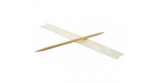 Tandenstoker verpakt hout 1000st