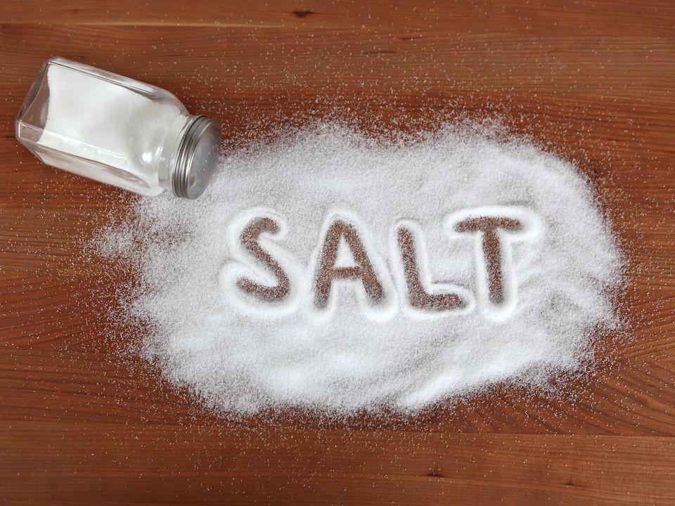 Fijn zout 1kg
