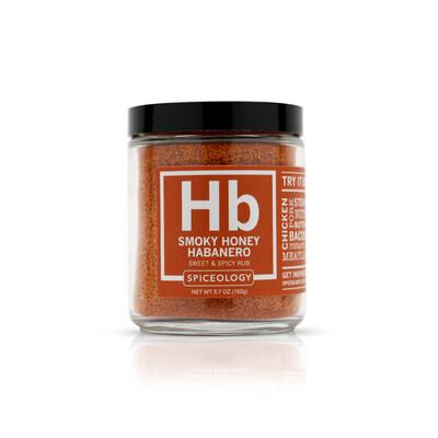 Smokey Honey Habanero
