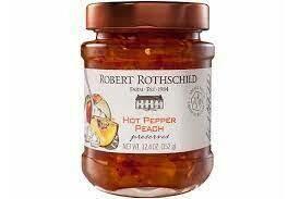 Hot Pepper Peach