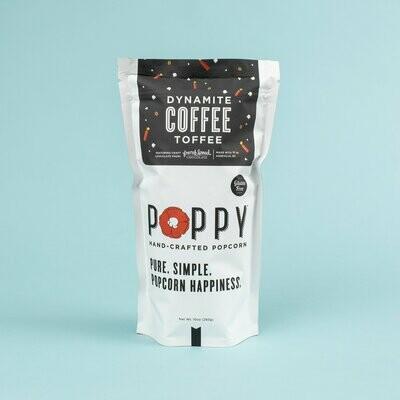 Dynamite Coffee Toffee Popcorn