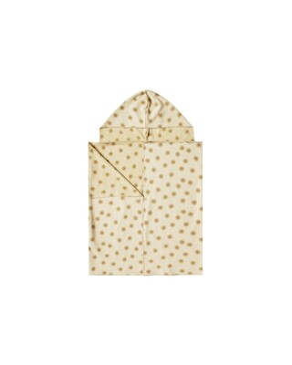Suns Hooded Towel in Butter