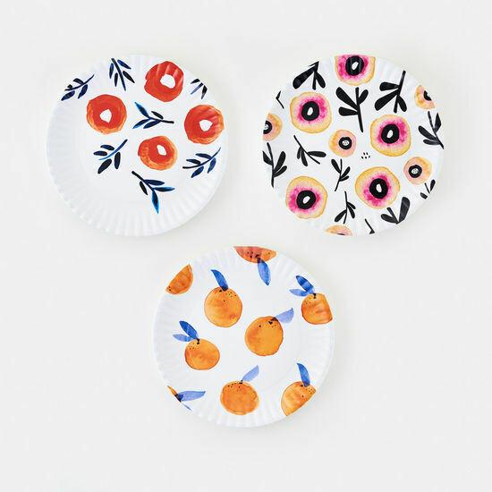 Poppy Platters