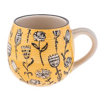 Fiona Flower Mug