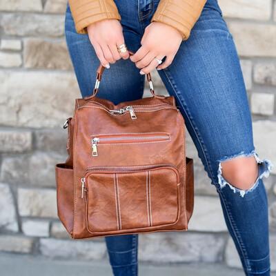 Rylee Stitched Bag