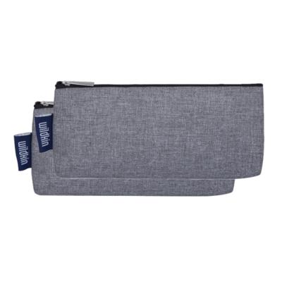 Gray Pencil Pouch