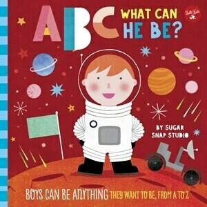 ABC for Me What Can He Be