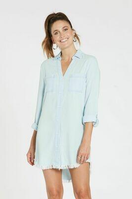 Perfect Blue Avery Dress