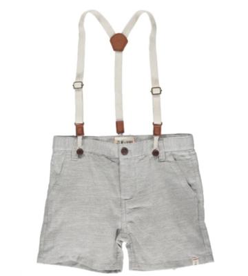 Captain Shorts Grey