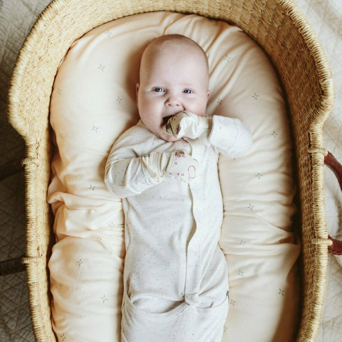 Starlight Baby Gown