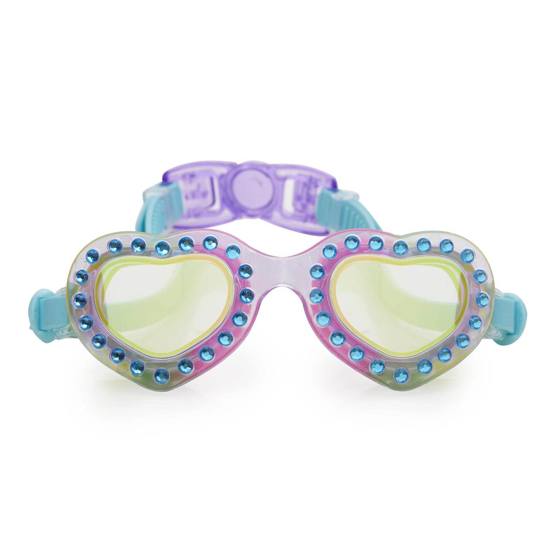 Heart Throb Goggles- Blue