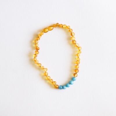 Amber Aquamarine